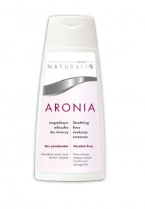 ARONIA Mleczko do demakijażu 200ml NATURALIS