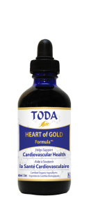 Krople Toda HEARTofGOLD Formula™  60ml