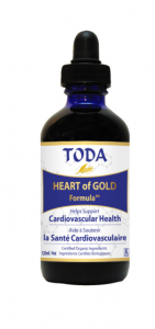 Krople Toda HEARTofGOLD Formula™  120ml